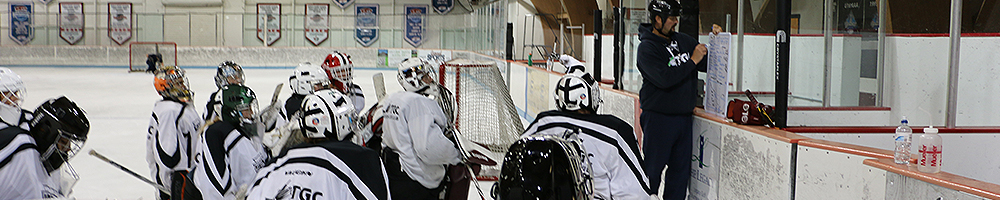 The Goalie Club Goalie Training
