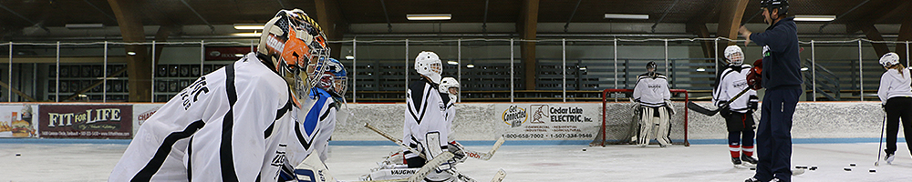 The Goalie Club Training Program